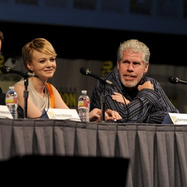 Drive Panel at 2011 Comic-Con With Carey Mulligan