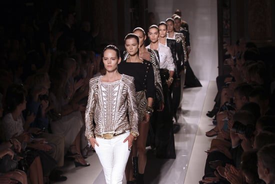Olivier Rousteing's Debut Spring 2012 Balmain Collection a Critical Hit