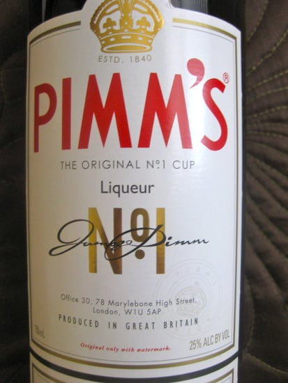 What is Pimm's?