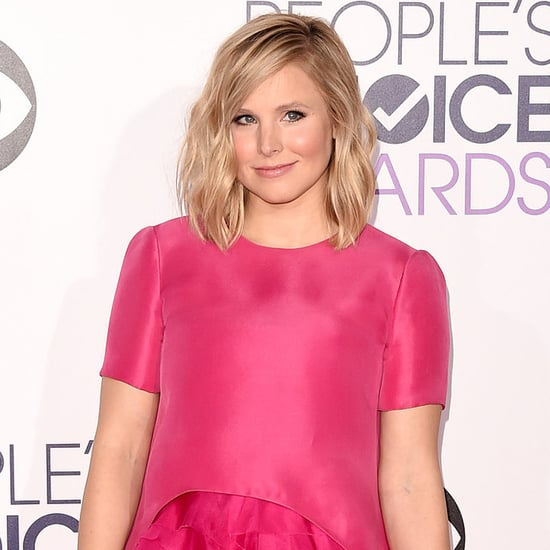Kristen Bell at the People's Choice Awards 2015