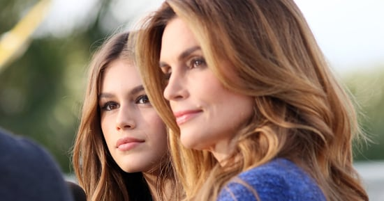 Cindy Crawford And Her Daughter Kaia Gerber Cover Vogue Paris Together