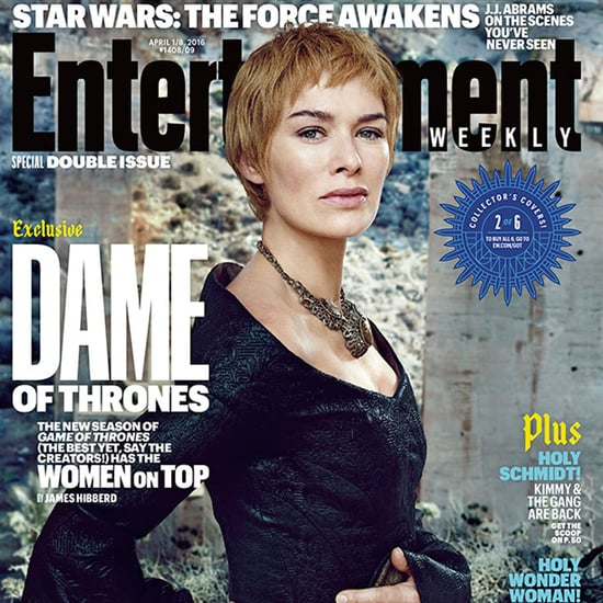 Game of Thrones Season 6 Entertainment Weekly Covers 2016
