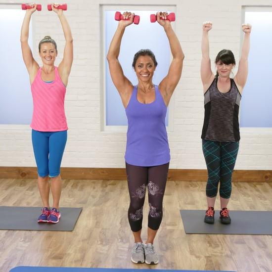 Workout For Losing Pregnancy Weight