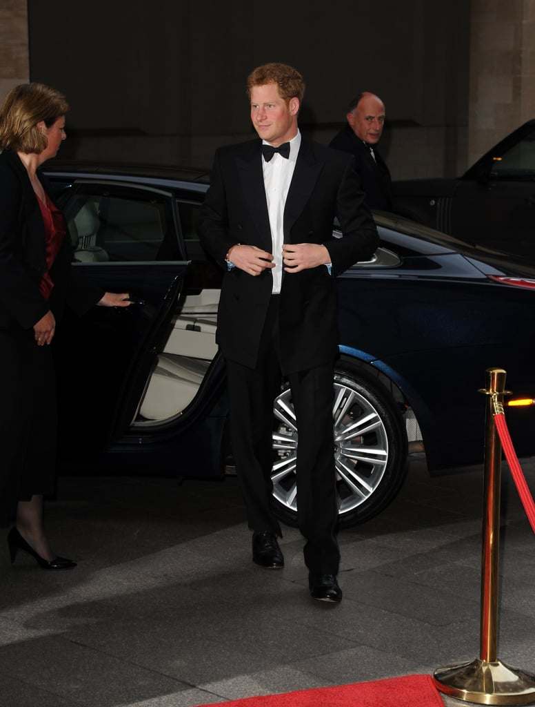 Prince Harry Gets Back to Royal Work as the Queen Makes a Special Visit