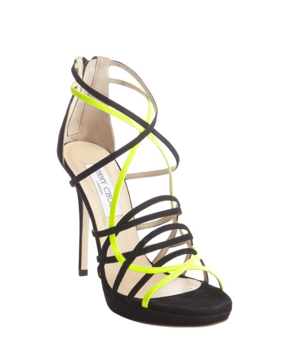 Jimmy Choo Strappy Pumps