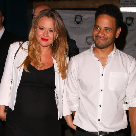Kimberley Walsh Gives Birth to a Baby Boy