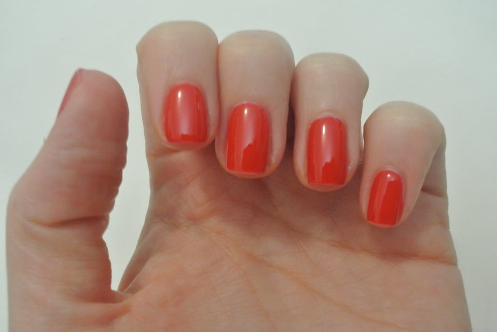 Here is the result. It looked so good at this point — I questioned whether I even needed the top coat!