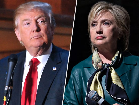 Hillary Clinton and Donald Trump Respond to Bastille Day Attack as GOP Candidate Postpones His Vice Presidential Announcement