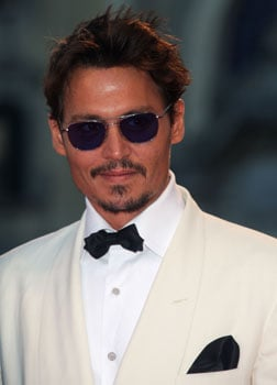 Johnny Depp Has a New Outlook on Life