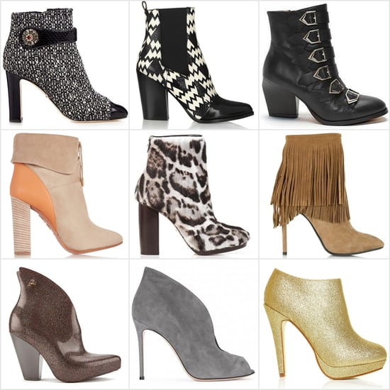 Best Ankle Boots 2015