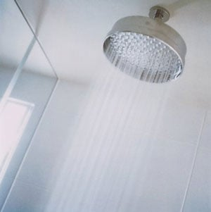 Bacteria Spewing From Your Shower Head?