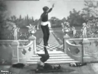 Flashback: Incredible Japanese Acrobats in 1904
