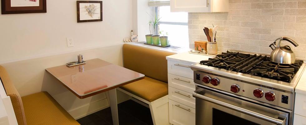 11 Genius Design Ideas For Tiny Kitchens