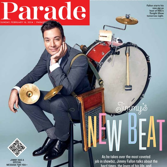 Jimmy Fallon Interview With Parade Magazine | Feb. 16, 2014