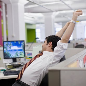 Slacking Off at Work to Reduce Stress