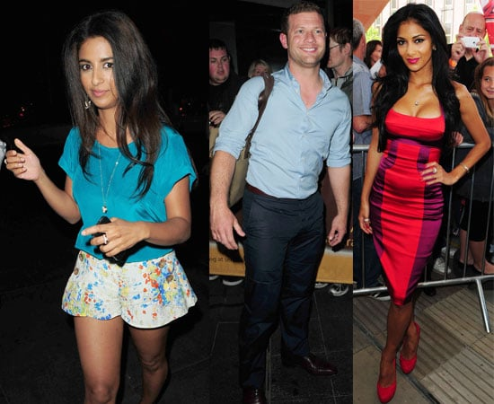 Pictures of Nicole Scherzinger As A Judge on The X Factor While Cheryl Recovers From Malaria, Won't Do V Festival or Boot camp