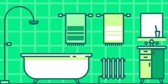 Renter Rescue: The $100 Bathroom Makeover