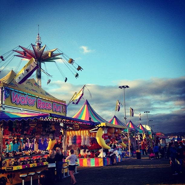 Go to a Carnival