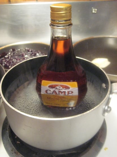 How to Heat Syrup