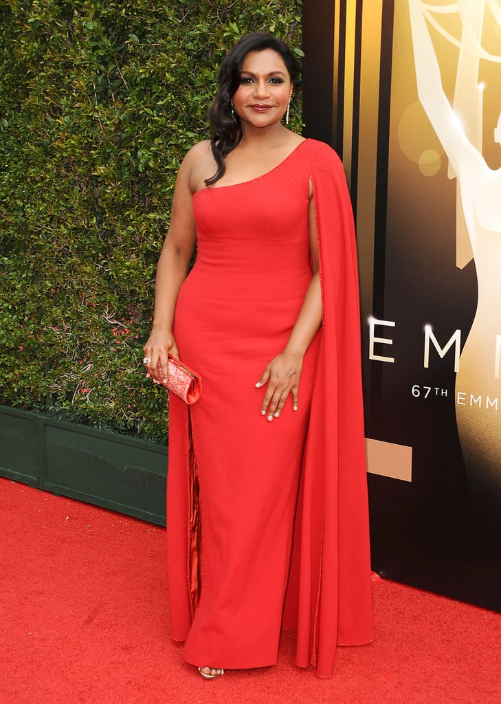 A goddess-worthy Salvador Perez design at the Creative Arts Emmy Awards in 2015.