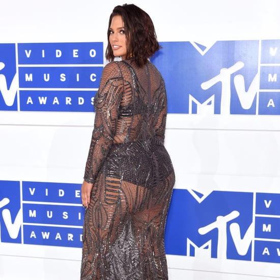Ashley Graham Quote About Cellulite at the VMAs
