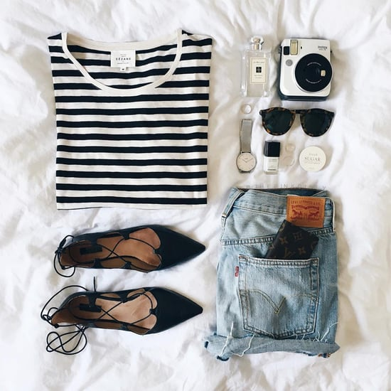 T-Shirt Style Outfit Ideas