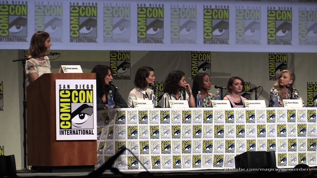 Watch the whole panel here!