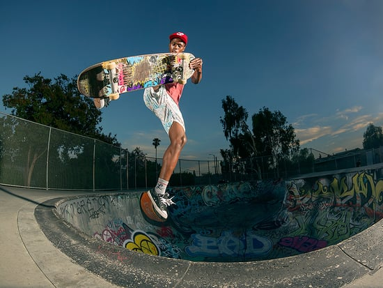 Skateboard Sensation Thalente Biyela Used His Board to Escape a Tough Childhood