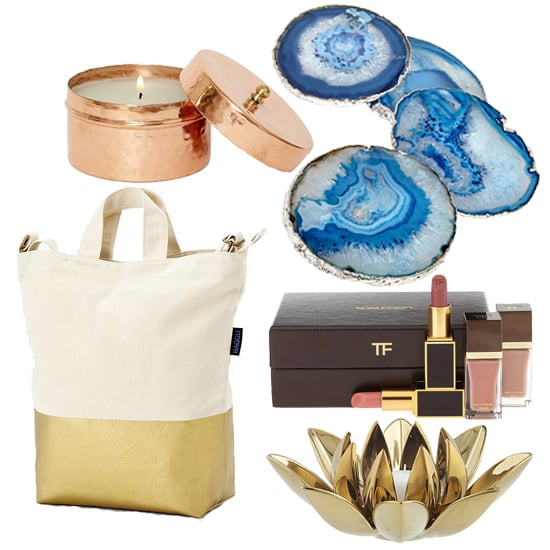 POPSUGAR Celebrity has already given you the ultimate holiday gift guide for 2013, and now it's time to break it down even more with 100 picks under $200. From fitness and fashion to beauty and books, check off the special people on your list with these affordable ideas.