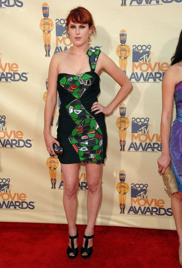 MTV Movie Awards Red Carpet Girls