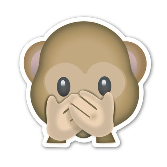 Monkey Emoji Debate
