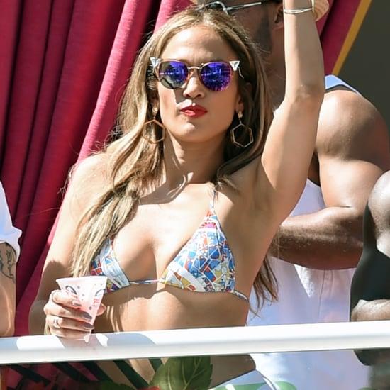 Jennifer Lopez's Best Bikini Pictures
