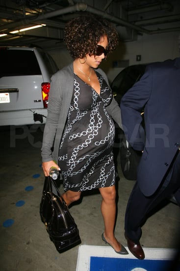 Halle Berry Out in LA on February 8 2008