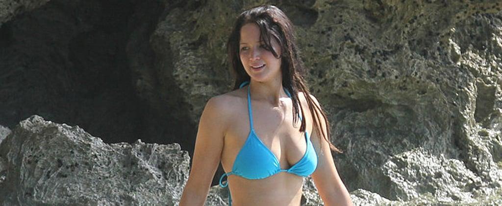 Feast Your Eyes on Jennifer Lawrence's Hottest Bikini Moments