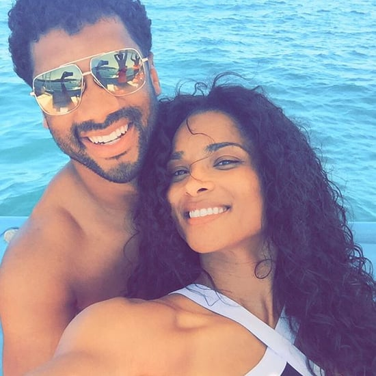 Ciara and Russell Wilson Mexico Vacation Pictures