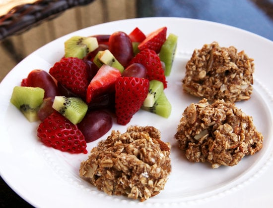 Banana Oatmeal Breakfast Bites