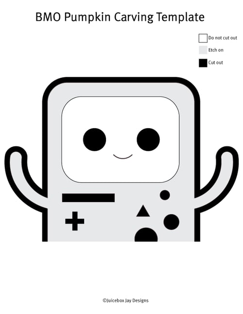 Happy BMO by Jannelle J.