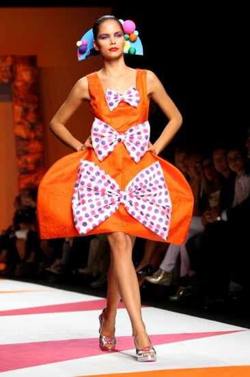 Loopy Laughs at Agatha Ruiz De La Prada