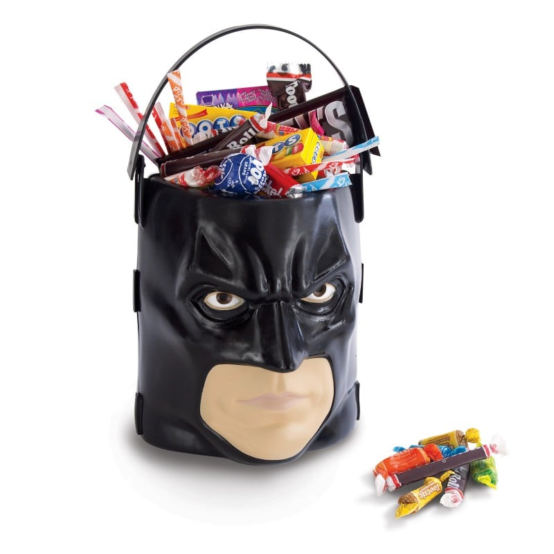 Of course, you need something to keep all the goodies in. Enter this Batman pail ($6, originally $7) that's better than any basket out there.
