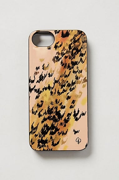 Anthropologie Leopard-Print iPhone 5/5S Case