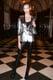 Karlie Kloss at the YMA Fashion Scholarship Fund Awards.