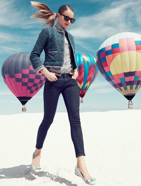 J.Crew's Latest Gives Us Hot-Air Balloons and a Whole Lot of Punch