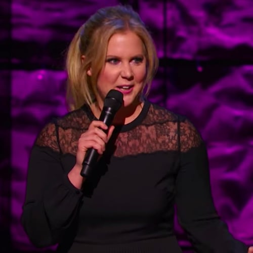 Amy Schumer Feminist Stand-Up