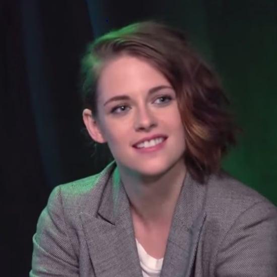 Kristen Stewart on The Stoner Talk Show   Video