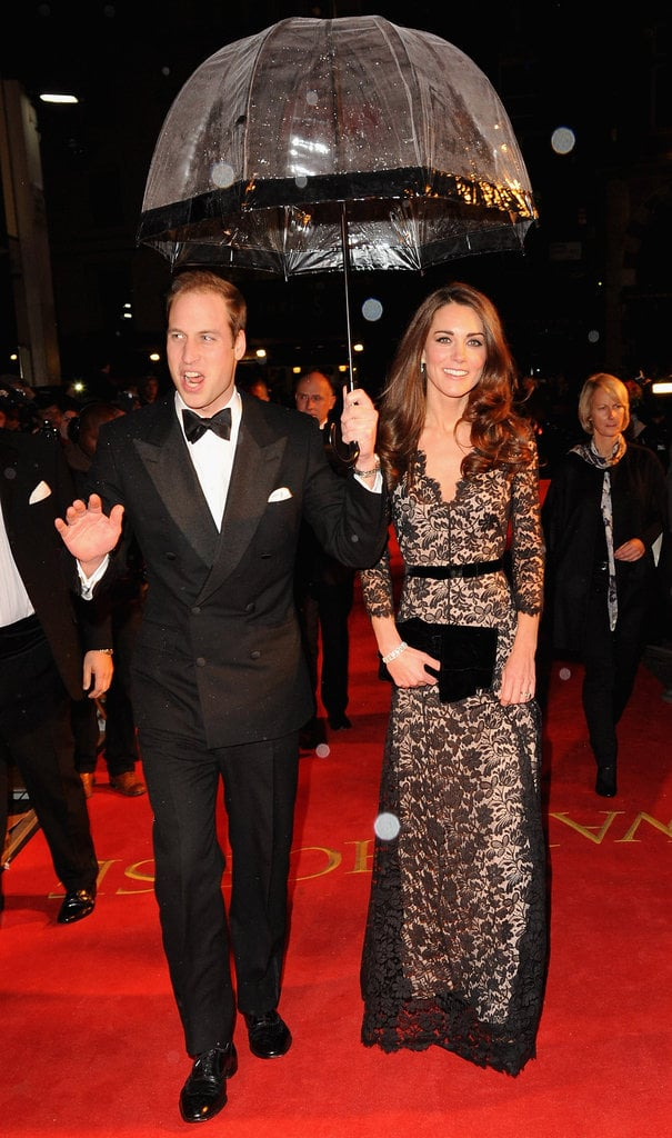 The Royal Couple at the War Horse Premiere