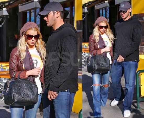 Jess and Tony at Da Silvano