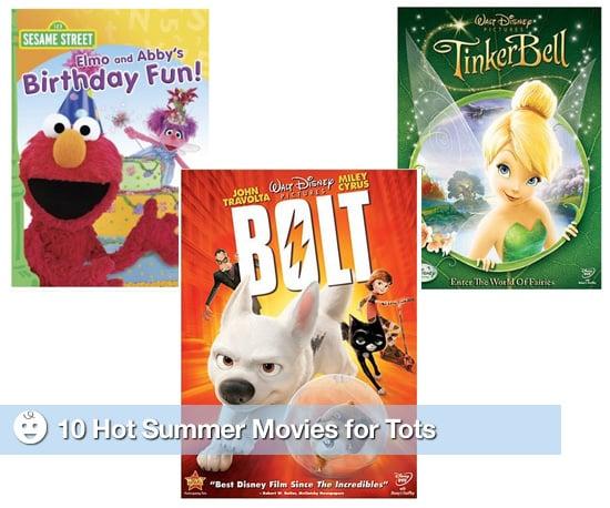 Kid Movies on DVD