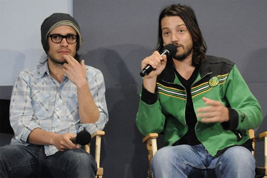 Interview with Gael Garcia Bernal and Diego Luna