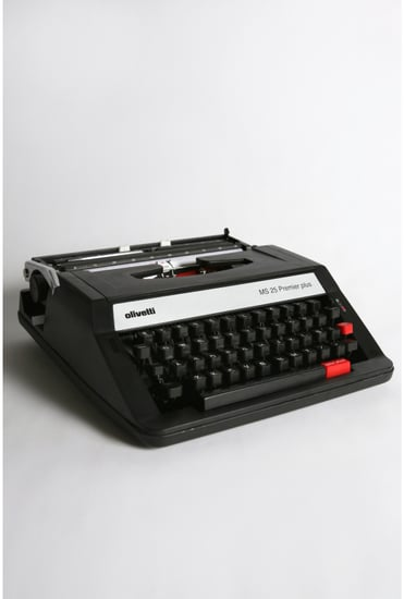 Olivetti Manual Typewriter ($140)