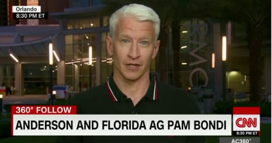 Anderson Cooper Responds to Pam Bondi's Claims Their Interview Was Edited: 'She's Mistaken or Not Telling the Truth'